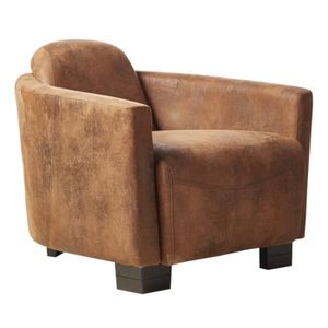 fauteuil club vintage achat vente fauteuil club. Black Bedroom Furniture Sets. Home Design Ideas