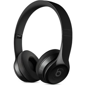 CASQUE - ÉCOUTEURS BEATS Solo3 Wireless Casque audio Bluetooth Noir v