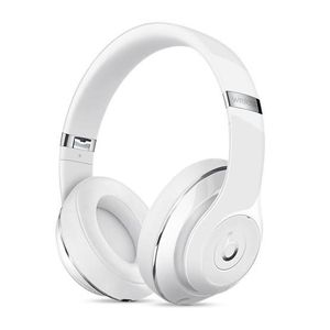CASQUE - ÉCOUTEURS BEATS Studio Wireless Casque Audio Gloss White
