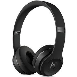 CASQUE - ÉCOUTEURS Beats Solo3 Wireless Casque audio sans fil - Noir