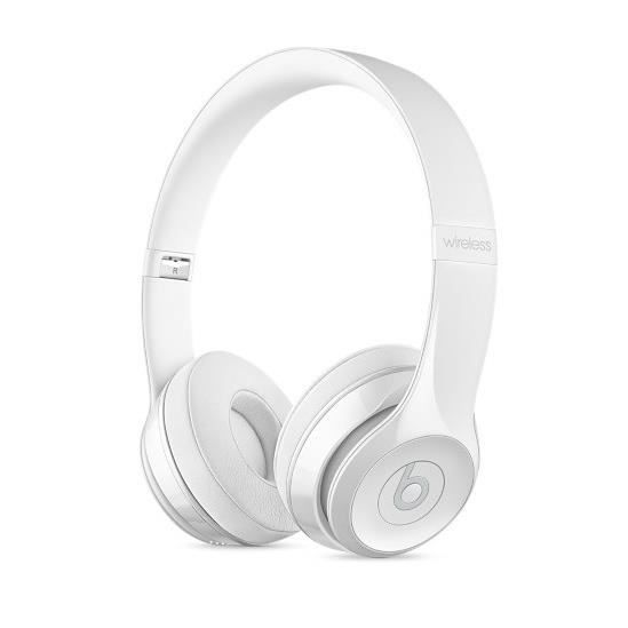 CASQUE - ÉCOUTEURS BEATS Solo3 Wireless Casque audio Bluetooth Blanc