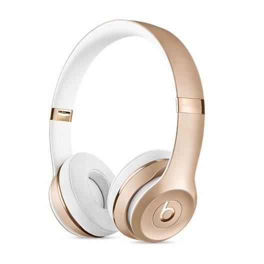 CASQUE - ÉCOUTEURS BEATS Solo3 Wireless Casque audio Bluetooth Or