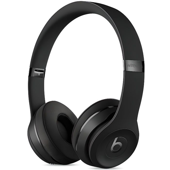 Beats Solo3 Wireless Casque audio sans fil - Noir