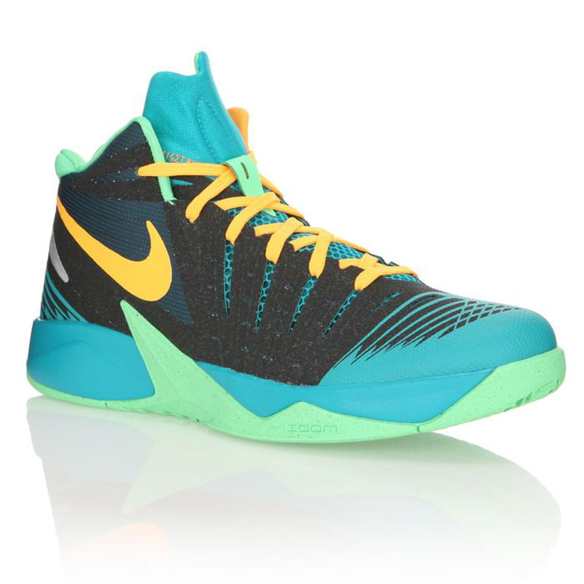 new style 36fc0 76723 nike chaussures basket lunar hyperquickness