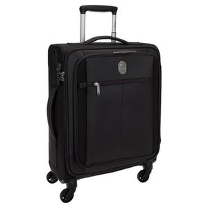 VALISE - BAGAGE VISA DELSEY Valise Cabine Low Cost Souple 4 Roues