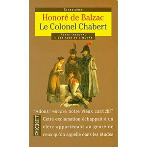 AUTRES LIVRES LE COLONEL CHABERT