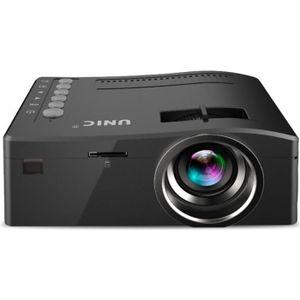 Vidéoprojecteur 1080p HD LED Home MulitMedia Theater Cinema USB TV