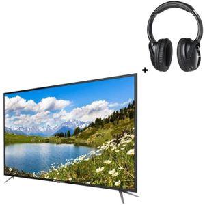 Téléviseur LED CONTINENTAL EDISON TV LED 58