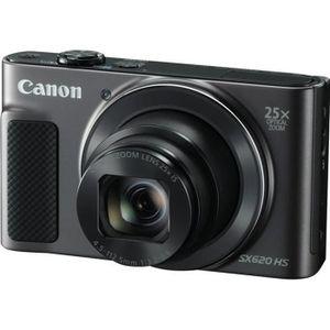 APPAREIL PHOTO COMPACT CANON PowerShot SX620 Noir - Appareil photo numéri