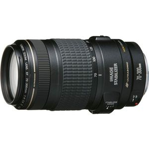 OBJECTIF CANON zoom 70-300 mm f/4-5,6 IS USM