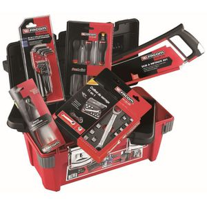 COFFRET CONSOMMABLE FACOM Caisse polypro 26 outils
