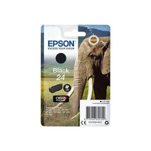 CARTOUCHE IMPRIMANTE EPSON Cartouche T2421 - Eléphant - Noir