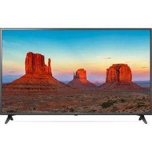 Téléviseur LED LG 55UK6200 TV LED 4K UHD - 55'' (139cm) - Ultra S