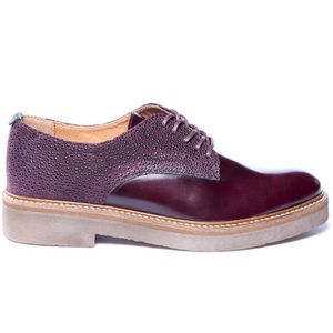 Chaussures à lacets Kickers Oxfork - Ref. 512053-50-81 vq6nd