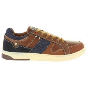 BASKET Chaussures pour Homme LOIS JEANS 84728 43 CAMEL