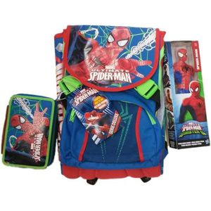 SAC À DOS Sac à dos schoolpack ultimate spiderman heroes