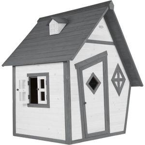 MAISONNETTE EXTÉRIEURE SUNNY AXI Maisonnette Enfant Cabane en bois Cabin