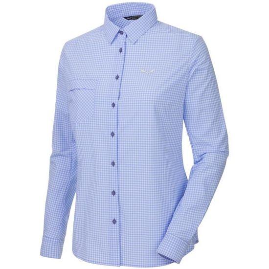 Salewa puez Dry T-Shirt /à Manches Longues T-Shirt
