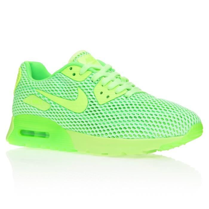 differently f8e50 b39c0 BASKET NIKE Baskets Air Max 90 Ultra BR Chaussures Femme