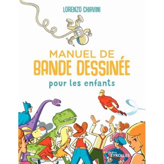 Le manuel de bande dessinée pour les enfants