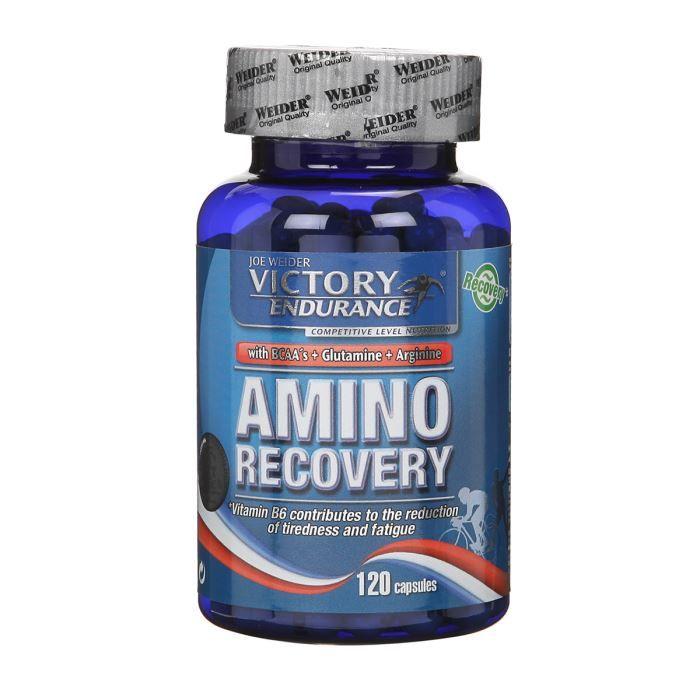 WEIDER Sachet de Amino Recovery 120 Gélules