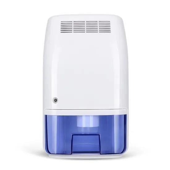 Sancusto Mini Déshumidificateur Portable Réservoir d'Eau de 700ml Protéger Contre Humide, Moule, dans La Maison, Chambre Bureau