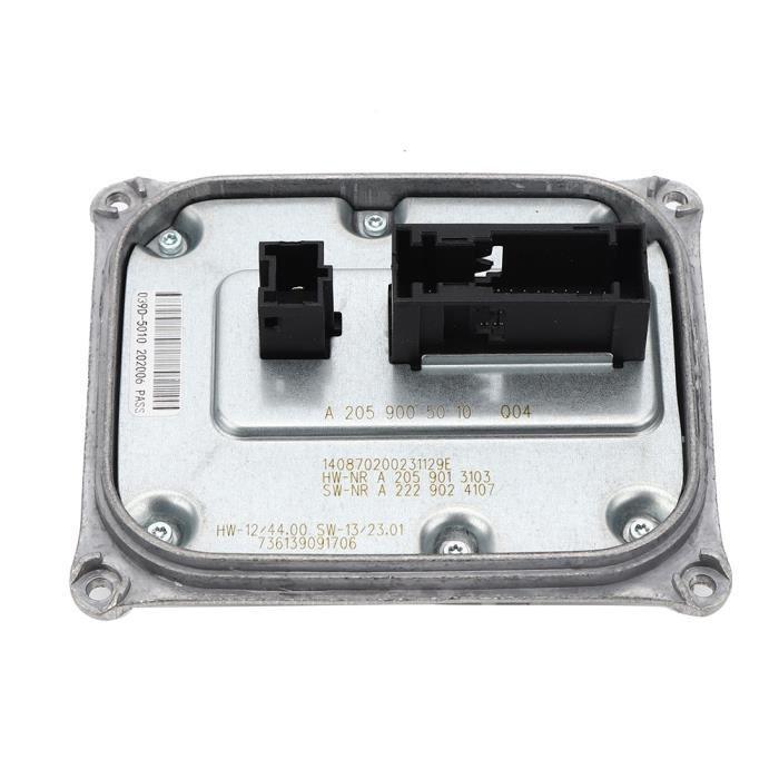 Ballast de Phare LED Unité de Contrôle Adapté pour MERCEDES W205 C CLASS 2015‑2018 A2059005010