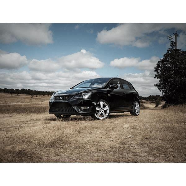 Jantes Dezent - 16 Pouces - 5 Trous - Pour Renault Laguna III 5 Portes