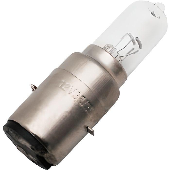 AMPOULE 12V 35/35W H6 BA20D HALOGENE VOITURE MOTO MOBYLETTE SCOOTER FEU AVANT PROJECTEUR UNIVERSEL LAMPE PHARE CODE ECLAIRAGE