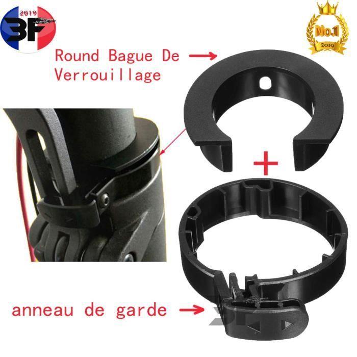 xiaomi365*pro trottinette*Boucle D'anneau de Garde et Anneau de Verrouillage Intérieur Fermés