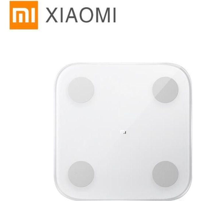 XIAOMI Mi Body Composition Scale 2 Pèse personne impédancemètre connecté - Blanc