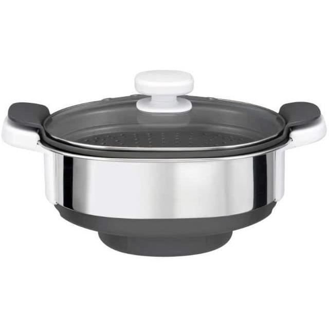SET ACCESSOIRE CUISINE Cuit jusqu 4 recettes simultanmentbr2 niveaux de cuisson supplmentaires pour raliser des plats sains et s157
