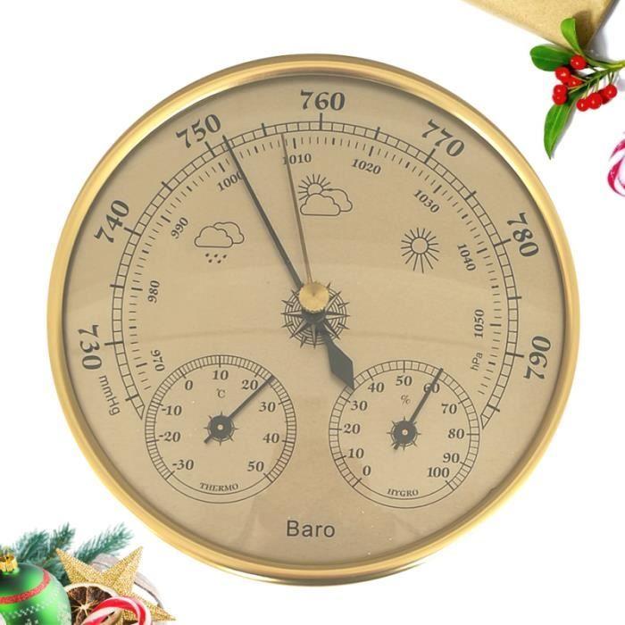 1pc hygromètre baromètre thermomètre pratique premium 3 danse 1 montre connectee sport montre intelligente - montre connectee