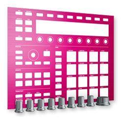 Controleurs Midi Custom Kit Pink Champagne CustomK