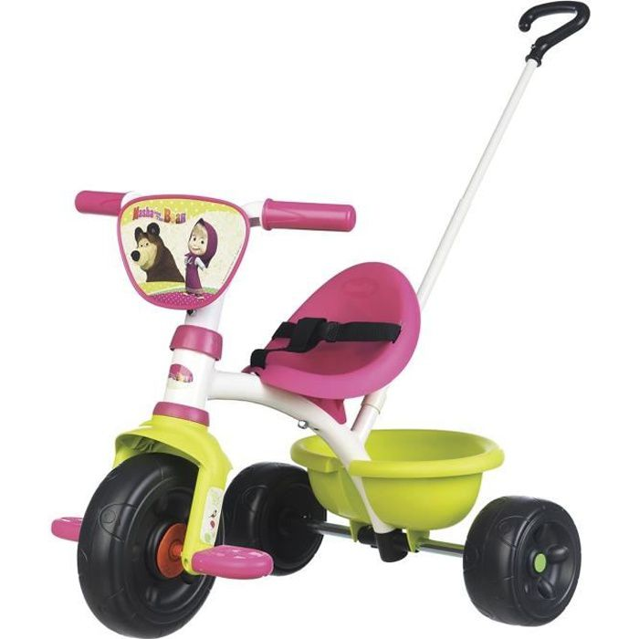 MASHA & MICHKA Tricycle Evolutif Be Move