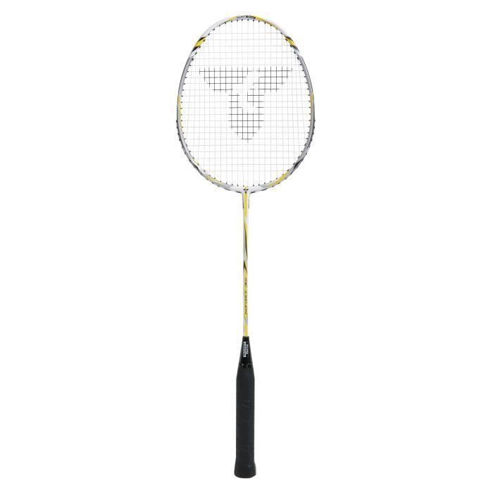 TALBOT TORRO Raquette de Badminton Isoforce 311.6 Starterset - 3 volants inlcus