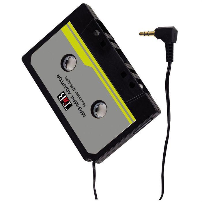 T'nB Adaptateur MP3 / CD Autoradio