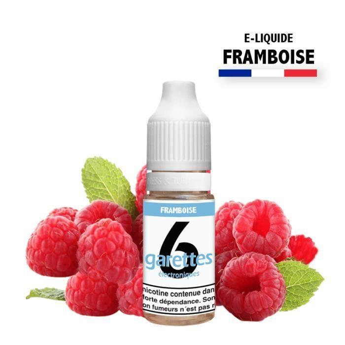 E-liquide 10ML saveur FRAMBOISE avec 3MG de nicotine (e-liquide id : PROD502) - (1x10ML)
