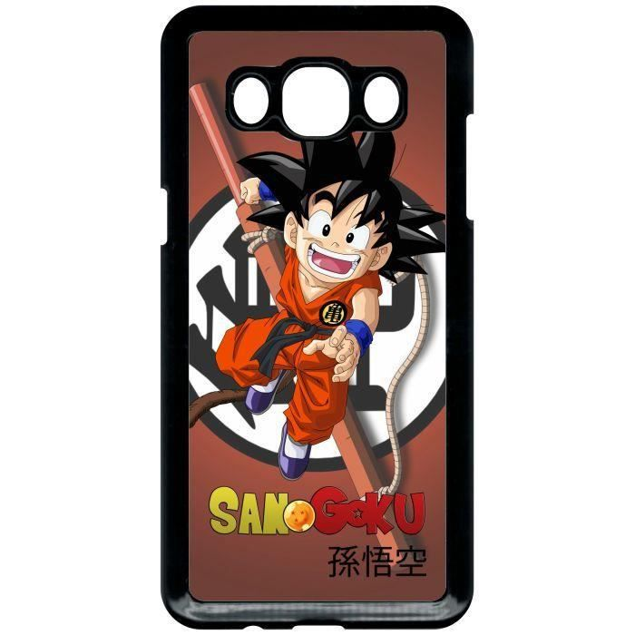 Coque samsung galaxy j5 2016 dragon ball gt goku super saiyan 4