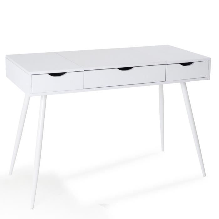 bureau scandinave blanc achat vente bureau scandinave. Black Bedroom Furniture Sets. Home Design Ideas