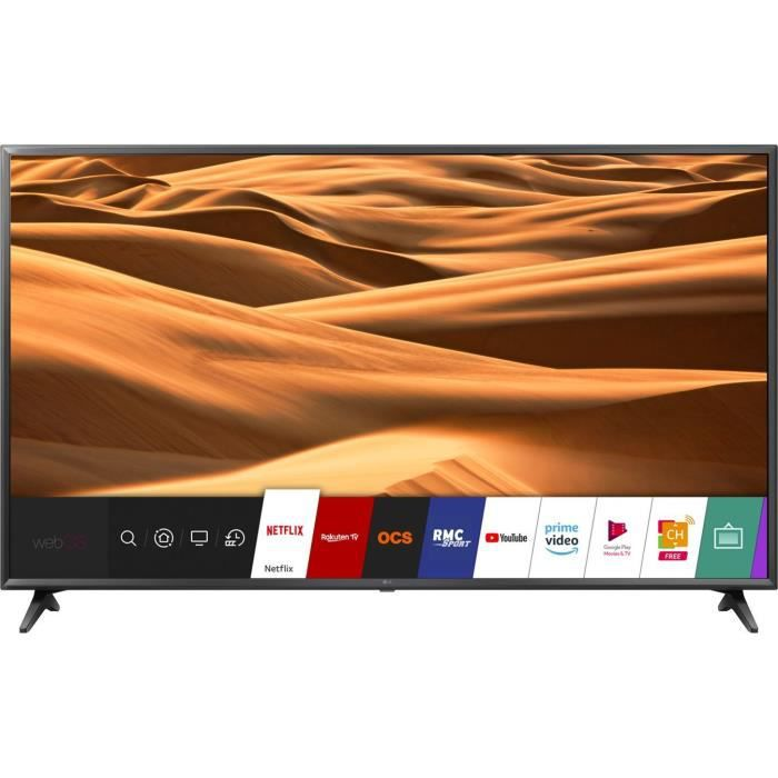 Téléviseur LED LG 65UM7000 TV LED 4K UHD - 65'' (164cm) - HDR - U
