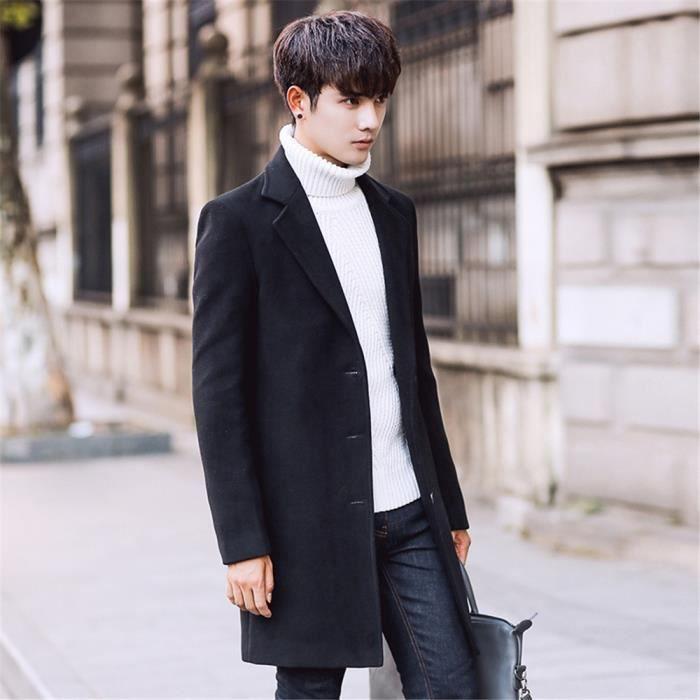 Garde Qualité Luxe Manteau Au Homme Meilleure M Hiver Longue Vetement De Durable Manteaux Chaud Marque Beau Rétro Classique XXXXXL LSMpzVUjqG