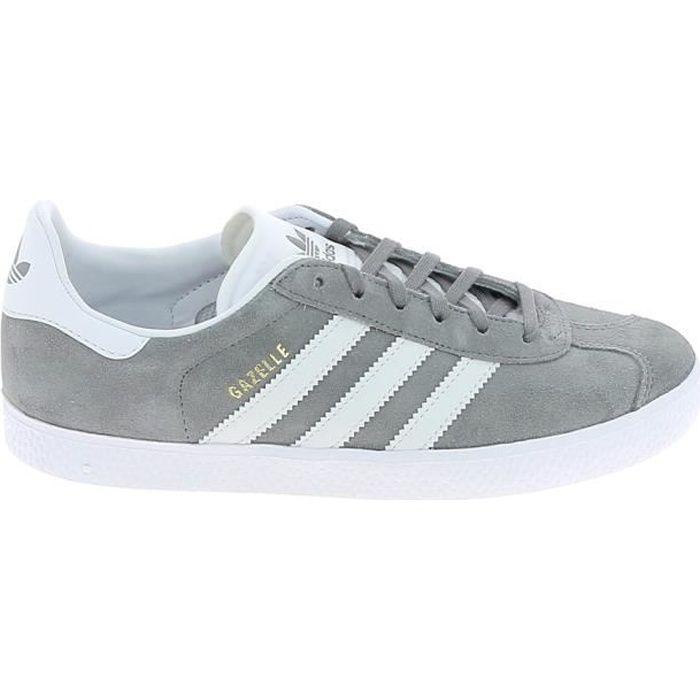 Adidas gazelle gris - Cdiscount