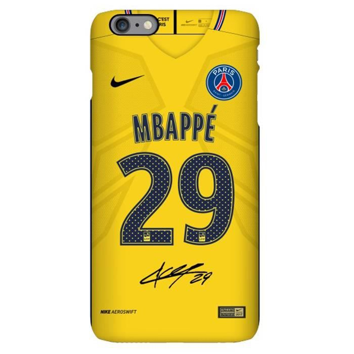 iphone 8 coque jaune