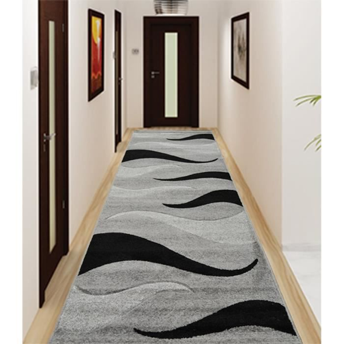 havanna tapis de couloir 80x300 cm achat vente tapis. Black Bedroom Furniture Sets. Home Design Ideas