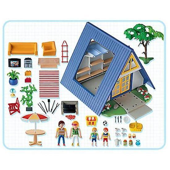 Plan De Montage Maison Playmobil | Ventana Blog