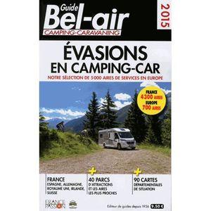 GUIDES MONDE Guide Bel Air camping-caravaning