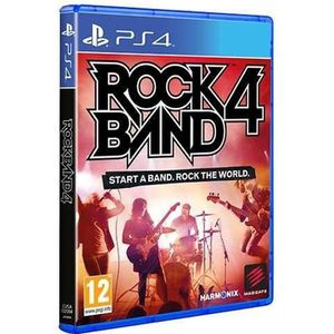 Rock Band? 4 Jeu PS4