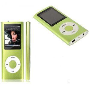 LECTEUR MP3 Lecteur MP3 MP4 Player 16Go Vidéo Radio Musique Je