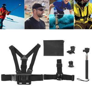 PACK ACCESSOIRES PHOTO Kit d'accessoires de caméra d'action universelle 5